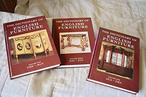 The Dictionary of English Furniture from the: Edwards, Ralph and