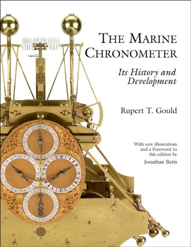 9781851493654: The Marine Chronometer: Its History and Development