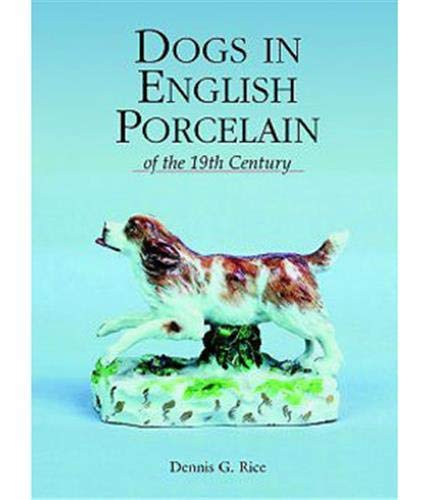 DOGS IN ENGLISH PORCELAIN OF THE 19TH CENTURY.