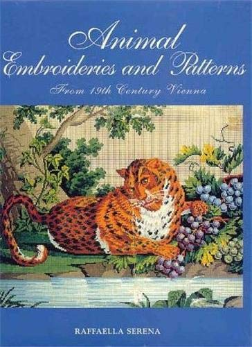 9781851494019: Animal Embroideries & Patterns: From 19th Century Vienna
