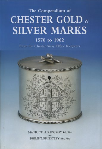 The Compendium of Chester Gold & Silver Marks 1570-1962: From the Chester Assay Office ...
