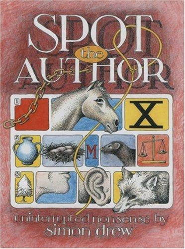 Spot the Author: Drew, Simon