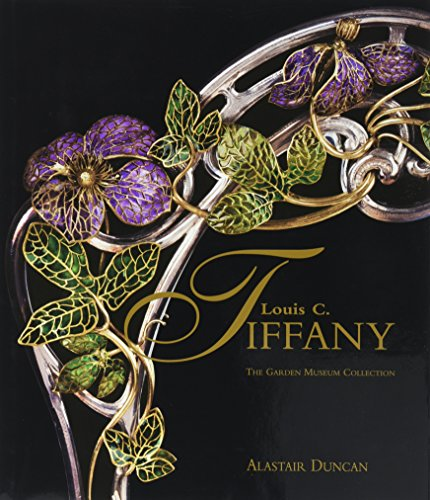 Louis C. Tiffany. The Garden Museum collection.