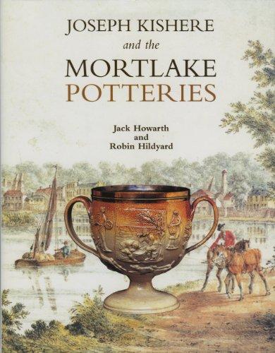 9781851494620: Joseph Kishere and the Mortlake Potteries