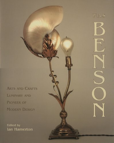 W.A.S. Benson Arts and Crafts Luminary and Pioneer of Modern Design