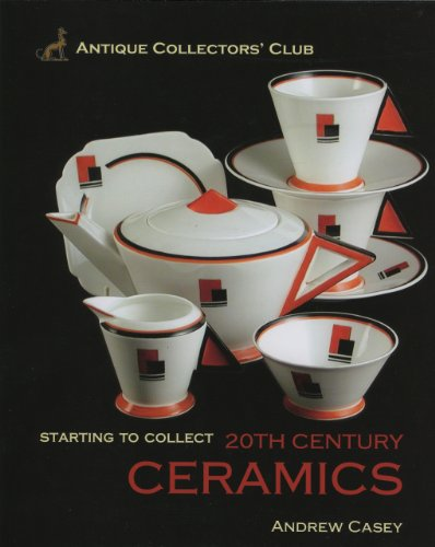20th Century Ceramics (Starting to Collect)