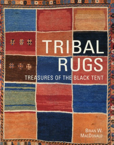 9781851495313: TRIBAL RUGS: Treasures of the Black Tent (Design S.)