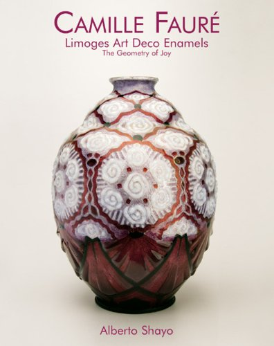 9781851495351: Camille Faure: Limoges Art Deco Enamels - the Geometry of Joy