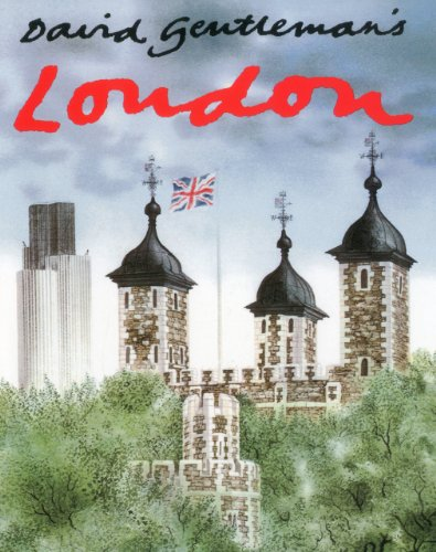 9781851496228: David Gentleman's London