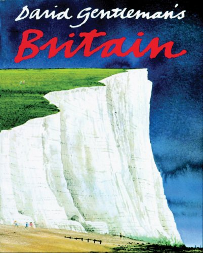 David Gentleman's Britain (9781851496235) by David Gentleman