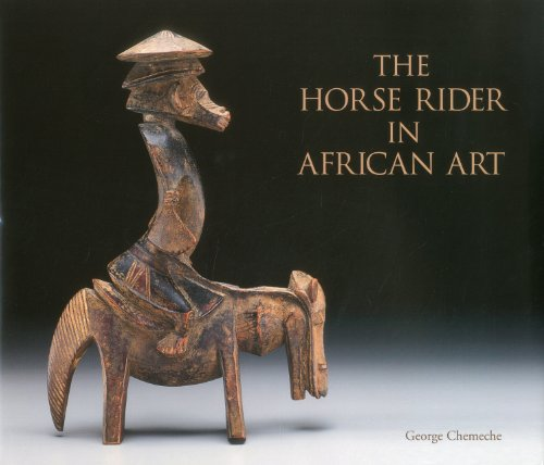 9781851496341: The Horse Rider in African Art