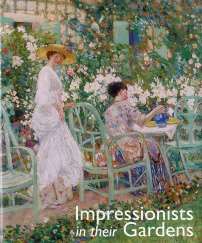 9781851496532: Impressionists in their Gardens