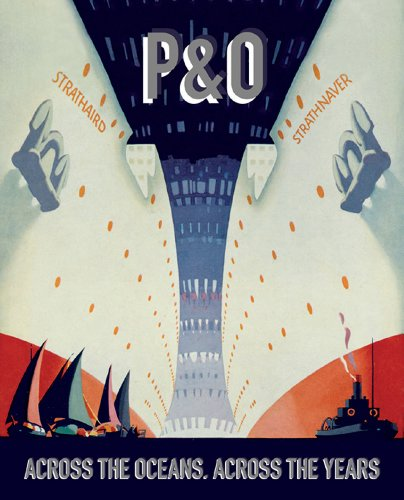 9781851496914: P&O: Across the Oceans, Across the Years