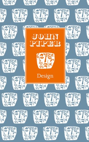 9781851497287: John Piper Design /Anglais