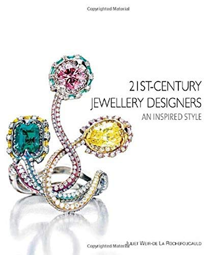 9781851497294: 21st Century Jewellery Designers: An Inspired Style