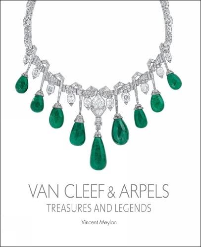 Van Cleef and Arpels: Treasures and Legends (Hardcover): Vincent Meylan