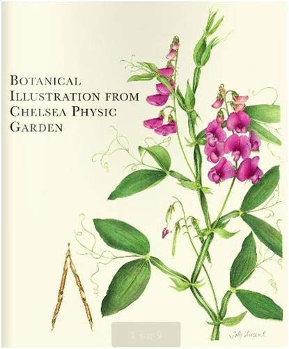 Botanical Illustratins from Chelsea Physic Garden (Hardcover): Andrew Brown