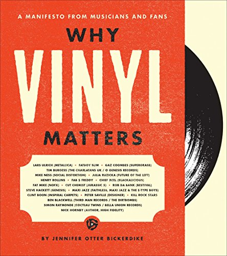 9781851498635: Why Vinyl Matters: A Manifesto from Musicians and Fans