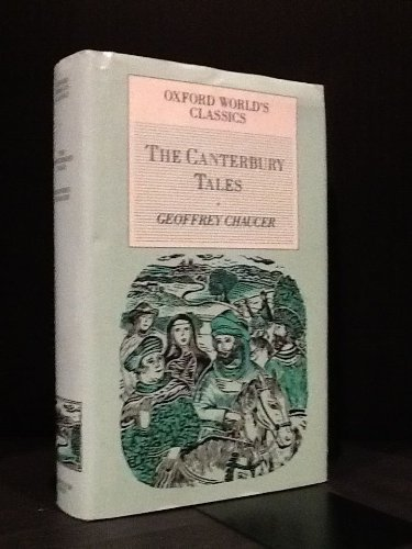 9781851520152: Canterbury Tales (Oxford World's Classics)