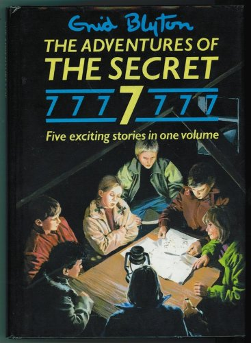 9781851520220: Adventures of the Secret Seven