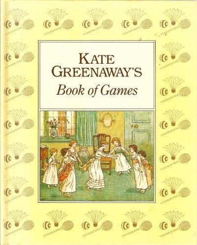9781851520312: Kate Greenaway's Book of Games