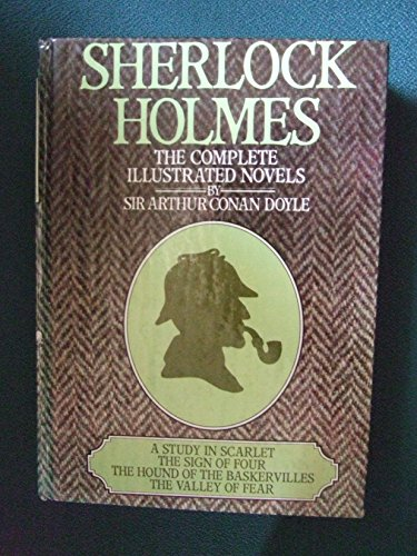 9781851520589: Sherlock Holmes: The Complete Illustrated Novels (English and Spanish Edition)