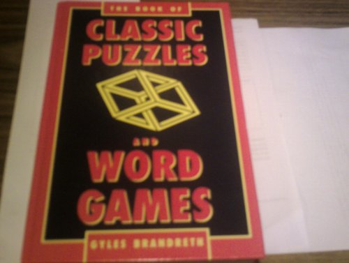 9781851521142: The Book of Classic Puzzles and Word Games