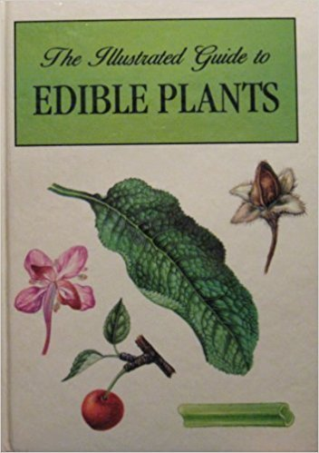 9781851521173: The Illustrated Guide to Edible Plants