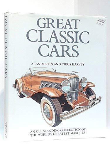 9781851521531: Great Classic Cars