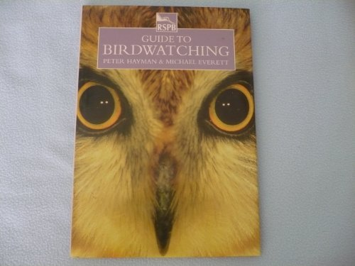 9781851522040: RSPB Guide to Birdwatching