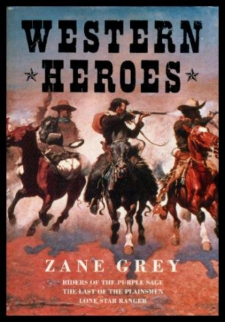 Western Heroes Riders of The Purple Sage: Grey, Zane