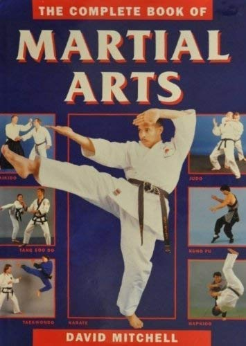 9781851522897: The Complete Book of Martial Arts