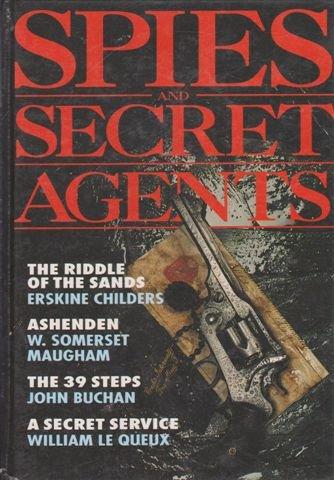 Spies and Secret Agents: Buchan, John