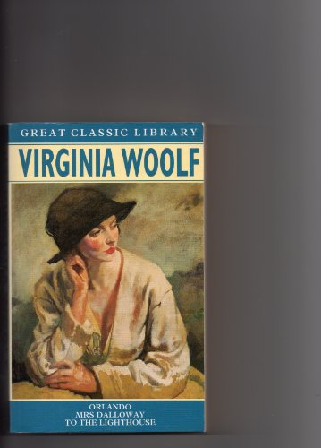 "9781851524907: Virginia Woolf: ""Orlando: A Biography"", ""Mrs.Dalloway"", ""To the Lighthouse"""