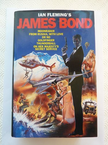 "Ian Fleming's James Bond Omnibus: ""Moonraker"", ""From: Fleming, Ian"