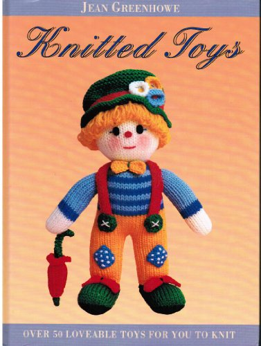 9781851525966: Knitted Toys