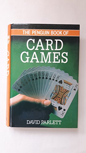 9781851526000: The Penguin Book of Card Games