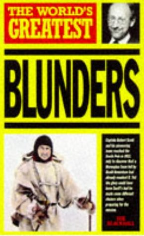 9781851528707: World's Greatest Blunders
