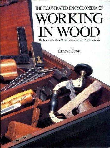 Working in Wood: Scott Ernest