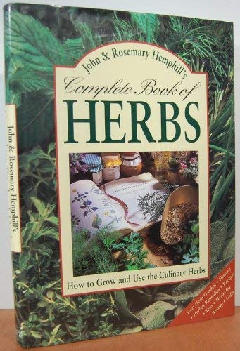 9781851529094: Complete Book of Herbs
