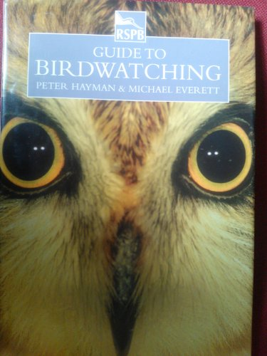 9781851529407: RSPB Guide to Birdwatching