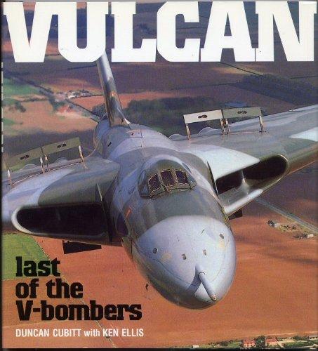 Vulcan: Last of the V-Bombers (Osprey Classic: Ellis, Ken