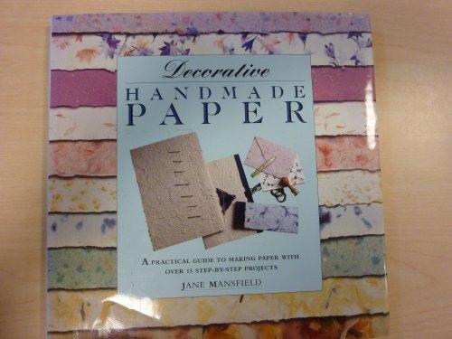 9781851529780: Decorative Handmade Paper