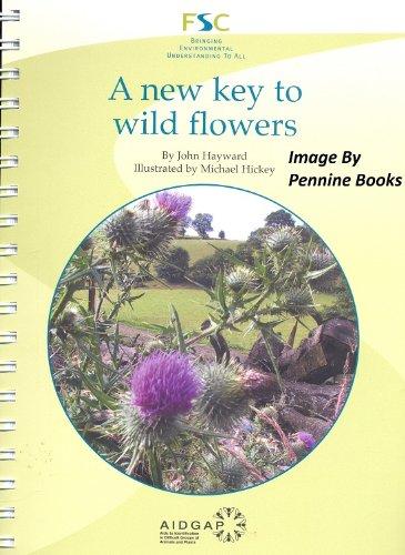 9781851532858: A New Key to Wild Flowers