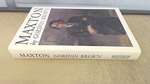 9781851580422: Maxton: A Biography