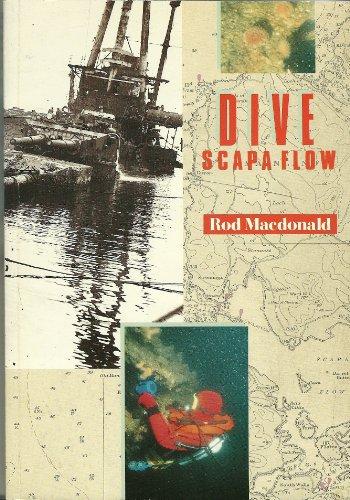 9781851582419: Dive Scapa Flow