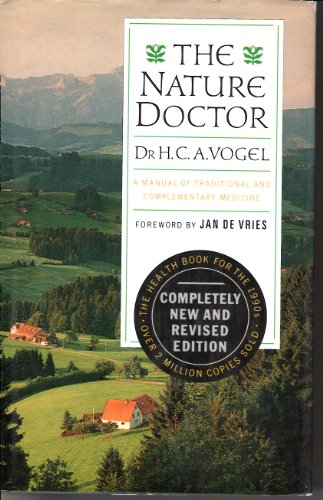 9781851582693: The Nature Doctor: A Manual of Traditional Medicine