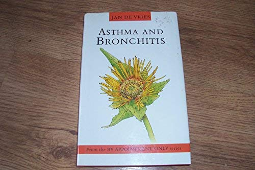9781851583836: Asthma and Bronchitis