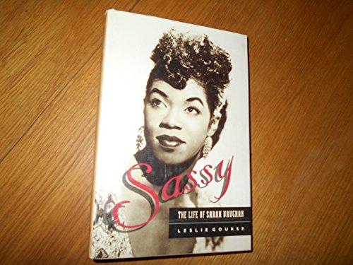 9781851584130: Sassy: Life of Sarah Vaughan