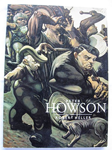 Peter Howson (9781851585434) by Robert Heller
